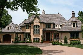 French Country House Modern   Different Exterior Designs Of - French country home design