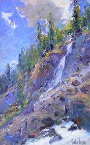 Mountain Landscape Paintings by 177 Best Mountains Images On Pinterest Mountains Paintings And
