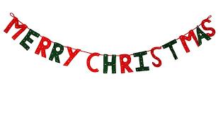 lighted merry banner the best banner 2017