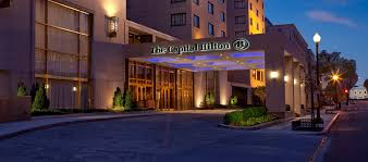 Bed And Breakfast In Dc Downtown Washington Dc Hotels Capital Hilton Luxury Hotel In Dc