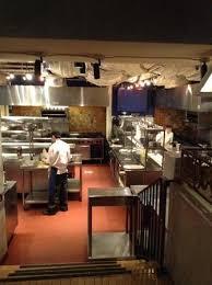 restaurant cuisine ouverte cuisine ouverte sur la salle picture of george restaurant