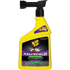black flag flea and tick 32 oz ready to spray concentrate hg