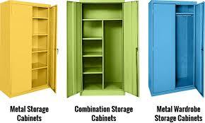 Metal Storage Cabinet Metal Storage Cabinets Jorgenson Lockers