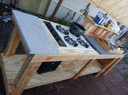 17 best ideas about simple outdoor kitchen on pinterest diy
