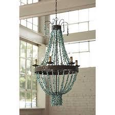 turquoise chandelier andrew design beaded turquoise chandelier candelabra inc