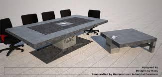 Designer Boardroom Tables Boardroom And Coffee Table Design For Nac In Canada