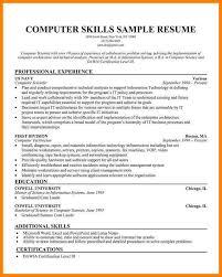 technical skills resume technical skills resume exles musiccityspiritsandcocktail