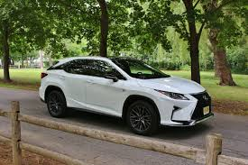 lexus rx sport appearance package quick spin 2016 lexus rx 350 f sport u2013 limited slip blog