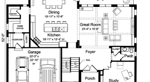 6 2 story floor plans with first floor master house plans 1st