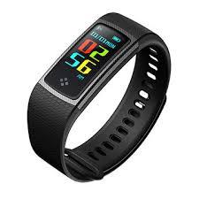 blood pressure wrist bracelet images China smart bracelet screen blood pressure heart rate monitor jpg