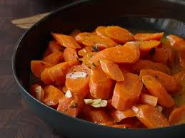 Thanksgiving Carrots Braised Carrots With Thyme Recipe Daniel Boulud Food U0026 Wine