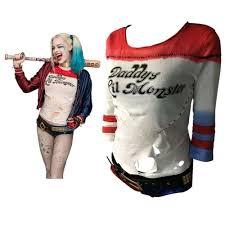 Halloween T Shirt Costumes Online Get Cheap Joker Costume Shirt Aliexpress Com Alibaba Group
