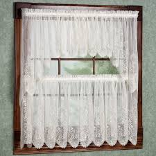 Toile Cafe Curtains Kitchen Curtains Window Treatments Touch Of Class
