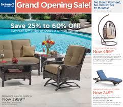 grand opening sale florida fortunoff backyard store