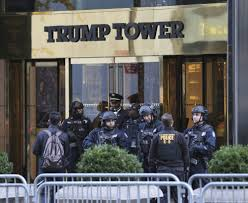 nyc to recover security costs for trump tower wsj