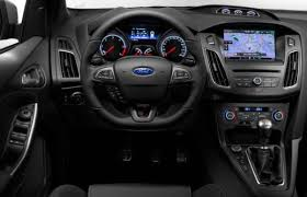 ford focus st 3 print page 2015 focus st unveiled development way on