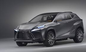 lexus nx titanium lexus nx to be revealed at beijing motor show lexus