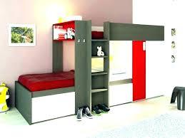 lit mezzanine combiné bureau chambre enfant mezzanine lit mezzanine bureau ado lit compact ado