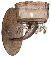 Minka Lavery Wall Sconce Minka Lavery 6991 271 La Bohem Bathroom Light In Monarch Bronze