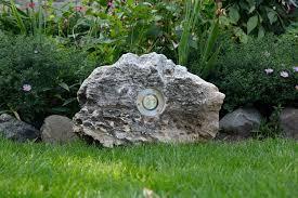 natural stone for landscape lighting landscape stone lighting