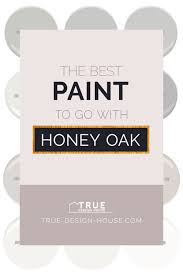 what paint colors go well with honey oak cabinets the best wall paint colors to go with honey oak true