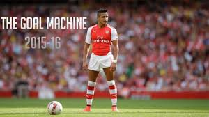 alexis sanchez youtube alexis sánchez the goal machine 2015 2016 hd youtube