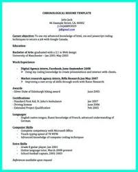 Sample Of Resume In Canada by Correspondent Resume Example Http Jobresumesample Com 186