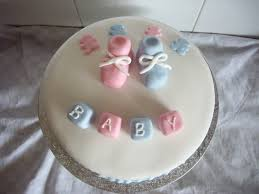 baby shower cake decorations baby shower cake booties vanilla sponge filled with vanilla