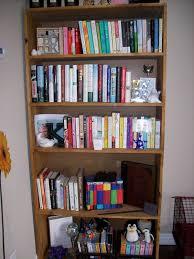Large Bookshelves by Books Etc Touring My Bookshelves Shelf 2