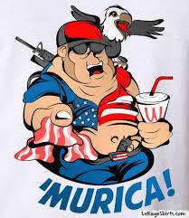 Murica Meme - funny murica meme shirt lerage shirts