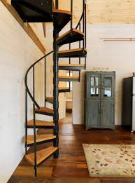 model staircase save space with spiral staircase youtube