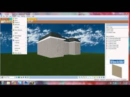 3d home architect tutorial part 2 youtube