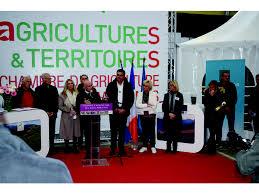 chambre d agriculture des alpes maritimes salon du matériel agricole retour sur l édition 2017 provence