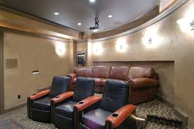 cozy home theater ideas home ideas