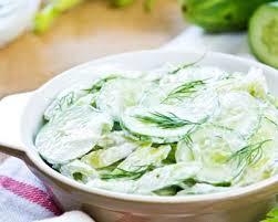 comment cuisiner un concombre i3440 salade de concombre jpg