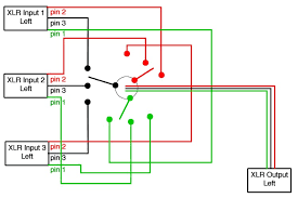 rotary switch wiring diagram 4 pole 3 position rotary switch