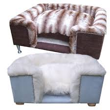 Luxury Dog Beds Quality Leather  Sofa Beds - Luxury sofa beds uk