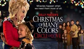 watch dolly parton u0027s u0027christmas of many colors circle of love