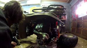 Atv Solenoid Wiring Diagram Atv Starter Just Clicks How To Replace A Solenoid And Diagnose It