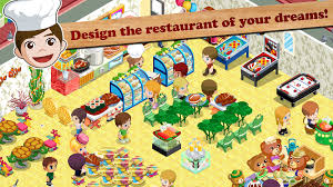 Home Design App Storm8 Id by Restaurant Story Fast Food Android Apps On Google Play