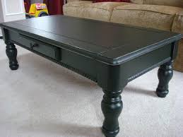 black coffee and end tables top cool white and black coffee table concerning contemporary