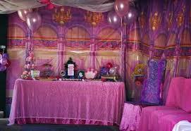 Disney Princess Party Decorations Princess Party Wall Decorations Home Deco Plans