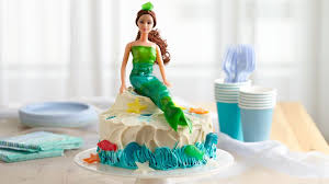 mermaid cake recipe bettycrocker com