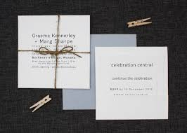 wedding invitations with rsvp cards included modern square wedding invitation be my guest