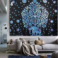 Thick Wall Tapestry Elephant Mandala Tapestry Limited Edition