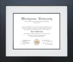frame for diploma tribeca executive diploma frame with genuine linen matting wordyisms