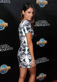 eiza gonzalez universal studios hollywood u0027halloween horror
