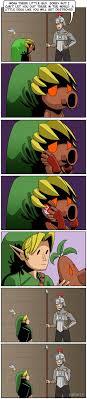 Legend Of Zelda Memes - majora s mask something is wrong with the kids dorkly geek