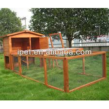Rabbit Hutch With Large Run Large Run Wooden Rabbit Hutch With Lowest Price Rh003 Buy Rabbit