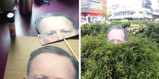 the spicer bush ornament democratic underground